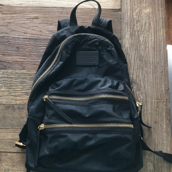 0b1bfbca36 Marc Jacobs Black backpack. M 5c741efa7386bc2029702953
